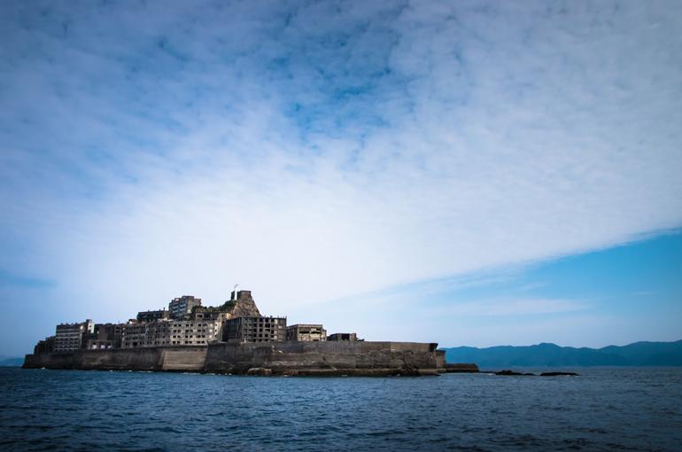 軍艦島が「アジアで最も人気のストリートビュースポット」の第5位に