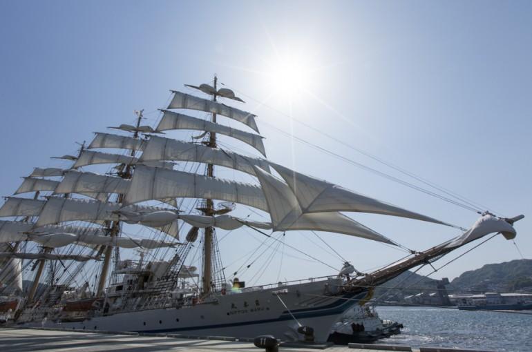 2014長崎帆船まつりがまもなく開催!