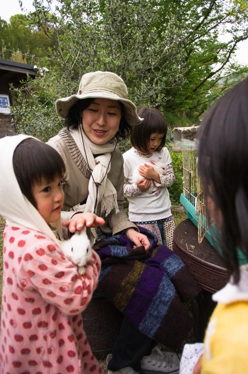 凧道楽のミニ動物園