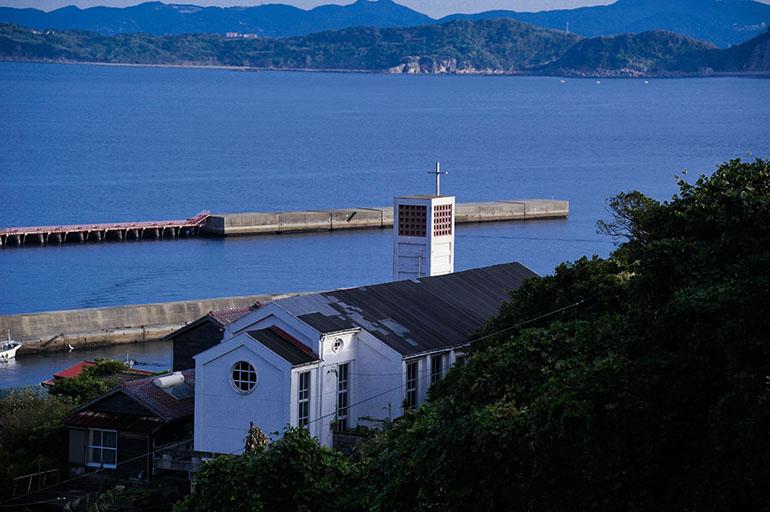 高島の教会