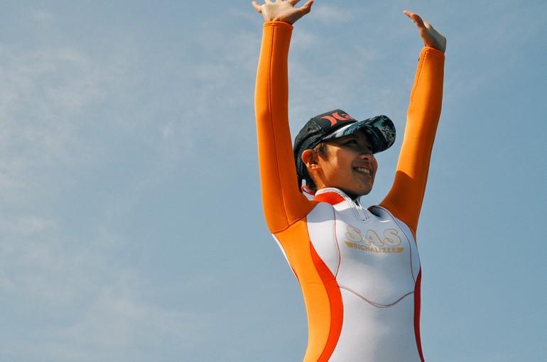 スキューバダイビングで、長崎の海の魅力を伝えていきたい。― ダイビングインストラクター 早田貴和子 インタビュー