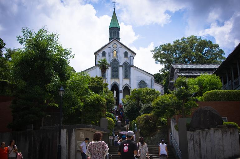 「長崎の教会群とキリスト教関連遺産」が世界遺産に推薦決定