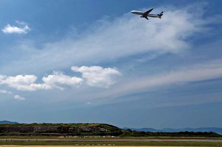 大村湾から未来へのflight―長崎空港開港40周年
