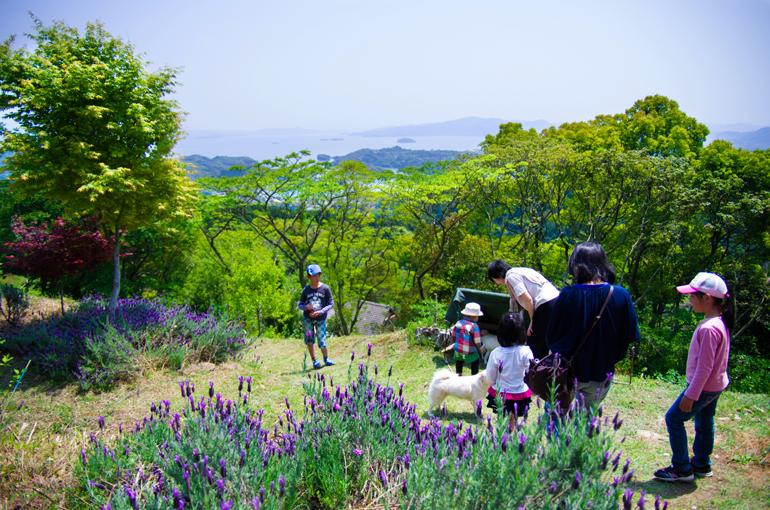 大村湾を眺め、琴海の春を楽しむ。〜あっと!さ@琴海
